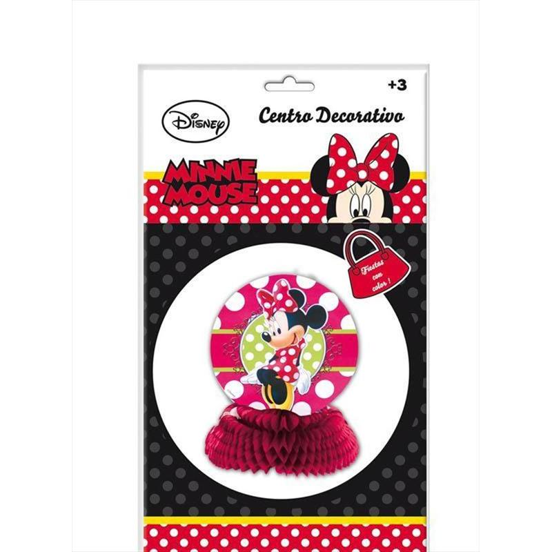 CENTRO DECORATIVO MINNIE,  1 UDS.